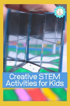 Looking for ideas for creative STEM activities for kids? Kids will have a blast with these 31 creative STEM projects and creative science activities! Stem Projects For Kids, Stem For Kids, Math Projects, Science Activities, Activities For Kids, Coding Apps For Kids, Free Math Games, Stem Subjects, What Is Stem