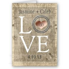 With This Ring...Greeting Card
