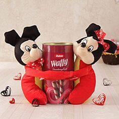 Soft Toy with Dukes Waffy Strawberry Rolls Hamper Personalized Photo Frames, Personalized Gifts, Karwa Chauth Gift, Diwali Dhamaka, Rakhi Festival, Romantic Gifts For Wife, Rakhi Gifts For Sister, Diwali Sale, Diwali Gifts