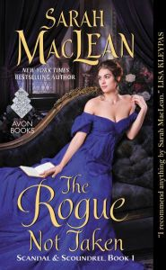 Book Review: The Rogue Not Taken by Sarah MacLean My rating: 5 of 5 stars