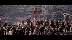 """And Jesus said unto him,  'I say unto you, Today you shall be with me in paradise'"" (Luke 23:43). Second of The Seven Last Words Of Christ On The Cross. Image source http://www.musicamoviles.com/mhedHXFJXxQ/turn-your-eyes-upon-jesus/"