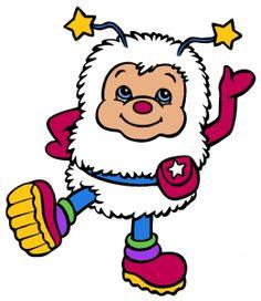 Rainbow brite twink character..how i got my nickname twinkie.