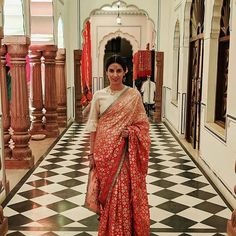 from @anahitadhondy -  Got to keep up with the royals in Jodhpur 💒  Wearing a favourite my MIL got me from Ogaan for the #HappilyEverRathore  mehendi and cocktail last night.  Thank you for the picture knd_pic  #shotonapixel2xl #wedding #saree #obsessed #vintage #frills #1920s #frillsfrillsfrills #ootn