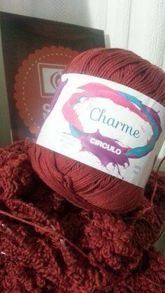 Diário Crochê Tricô: Tricotando com Charme