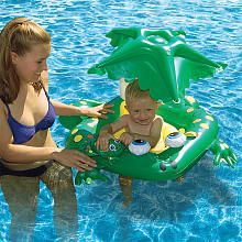 "we need this for the beach and lake this summer!!!!  Learn to Swim Seat - Frog - Toys ""R"" Us"