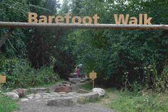 Kids'll love this: barefoot walk Kew gardens