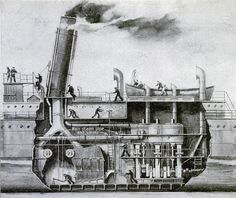 Marine steam engine - Wikipedia, the free encyclopedia