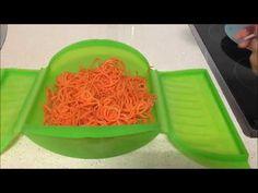 Espaguetis zanahoria en estuche de vapor Lekue - YouTube Plastic Cutting Board, Cooking, Youtube, Vegetables, Spaghetti, Cook, Food Items, Kitchen, Cuisine