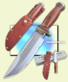 Ontario Knife Co's US Army Quartermaster knife