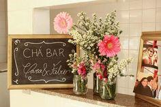 Chá bar: Clara e Fábio | http://www.blogdocasamento.com.br/cha-bar-clara-e-fabio/