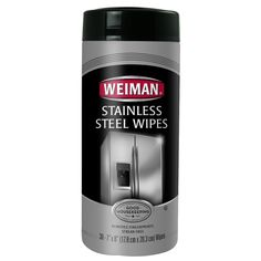 Weiman Stainless Steel Wipes | Weiman
