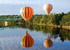 Excited for this years Great Falls Balloon Festival this weekend on the riverfront Lewiston/Auburn, Maine!