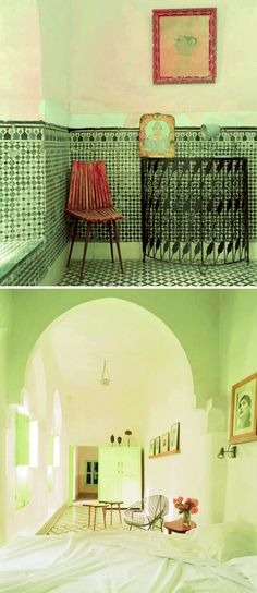 Vincent Leroux design for Marrakech Riad, Morocco  - Maroc Désert Expérience http://www.marocdesertexperience.com