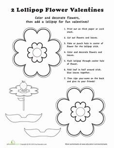 valentine worksheet activities
