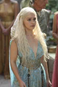 Daenerys Targaryen - Daenerys Stormborn, Khaleesi, the Unburnt, Breaker of Chains, Mother of Dragons