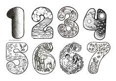 Het scheppingsverhaal: cijfers