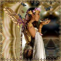 Image Detail for - Pixies Fairies Elves and other mythical creatures - 6th Sense ...