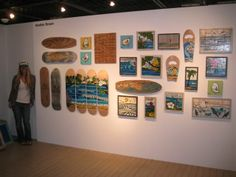 The Surf Art of Heather Brown: Surf Artist Heather Brown May 2013 Japan Tour