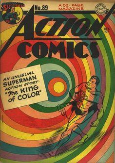Action Comics 89