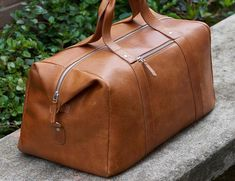 Working as a carry on or your main case, the Domingo Duffel features a cotton twill lining to hold it all.