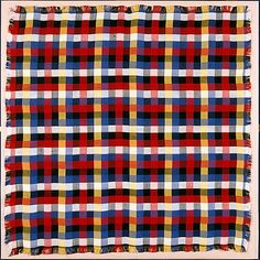 BAUHAUS ARCHIVE  Grete Reichhardt (German, Erfurt 1907–1984 Erfurt)  Medium: Cotton Textile. Gift of Jack Lenor Larsen Incorporated, 1985