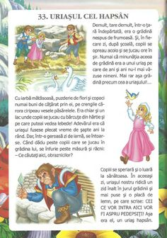 52 de povesti pentru copii.pdf Preschool Activities, Fictional Characters, Google, Preschools, 1st Grades, Fantasy Characters