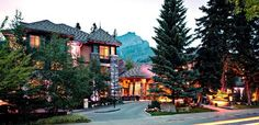 Delta Banff Royal Canadian Lodge offers the perfect Canadian honeymoon in the Rockies. Canadian Honeymoons, Canadian Rockies, Banff, Hotel Reviews, Trip Advisor, Canada, Mansions, House Styles, Amazing