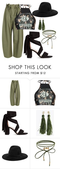 """Festival"" by lizzie1494 ❤ liked on Polyvore featuring STELLA McCARTNEY, Boohoo, rag & bone and Accessorize"