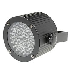 12W AB-1008 Stage Light with 56 5mm LEDs (R:40 G:18 B:18) – LightSuperDeal.com