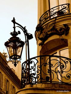 even the street lamps are more beautiful
