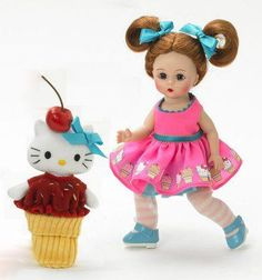 "ice cream delight 8"" ~ madame alexander"