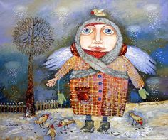 "Galina Kim ""Long Winter"""