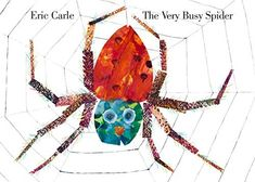 The Very Busy Spider, http://www.amazon.com/dp/0399229191/ref=cm_sw_r_pi_awdm_x_s6qgybY8B6QQ0
