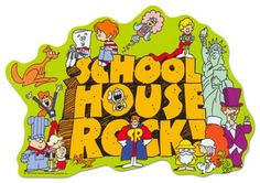 Every Saturday morning in the 70's between cartoons!  My favorite was Conjunction Junction.  Also, the one where they sang The Preamble was a lifesaver on history tests, LoL