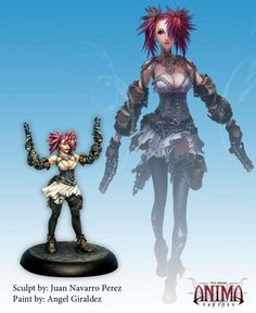 Kira - Click Image to Close Hobby House, Miniatures, Anime, Painting, Image, Neutral, Sink, Art, Science