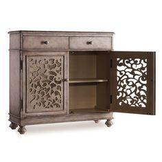 Hooker Furniture Melange Filigree Hall Chest 638-85004