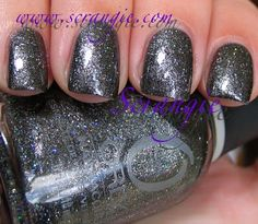 'Rock Solid' from the Orly Mineral FX 2011 collection (via Scrangie)