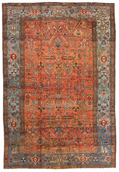 Cosy Home Interior Heriz Persian Rugs Number 13280 Serapi Antique Rugs Interior Simple, Interior House Colors, Interior Livingroom, Interior Ideas, Interior Inspiration, Interior Design, Cheap Dorm Decor, Cheap Bedroom Decor, Hippie Home Decor