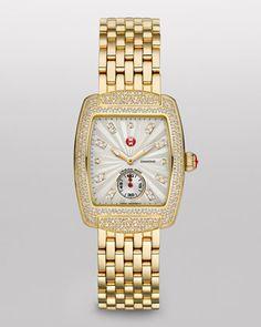 Urban+Mini+Diamond+Watch+Head+&+Bracelet+by+MICHELE+at+Neiman+Marcus.