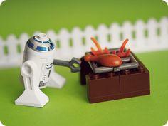 R2 D2 BBQ!...