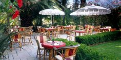Chateau Marmont ($$$) - Order the Chateau Burger