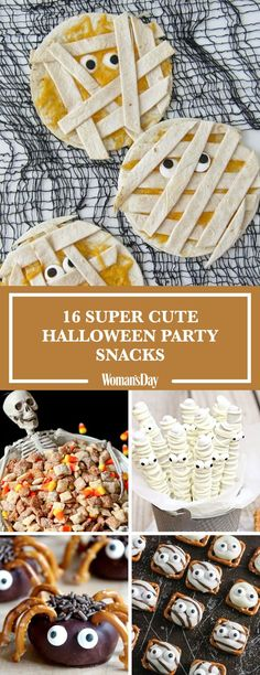 Shouldn't your snacks dress up for the occasion, too?