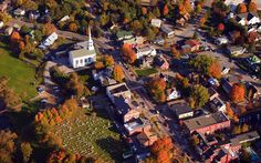 Stowe, Vermont - America's Best Towns for Halloween | Travel + Leisure