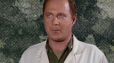 We remember David Ogden Stiers who, on 'M*A*S*H,' played one of the best characters in TV comedy history. Alan Alda Mash, David Ogden Stiers, Comedy Tv, We Remember, Winchester, Mash 4077, Cool Style, Tv Shows, Characters