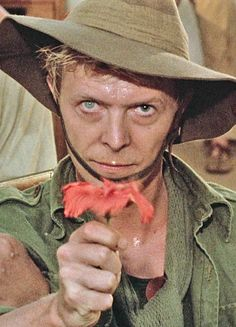 http://nickdrake.tumblr.com/post/53378383333/david-bowie-merry-christmas-mr-lawrence