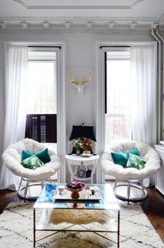 House Tour: Dramatic Decor in a Brooklyn Brownstone | Apartment Therapy