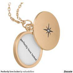 Perfectly love locket