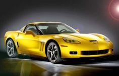 Chevrolet Corvette ZR1 front