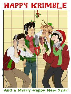 Beatles Christmas Record by Crispy-Gypsy on DeviantArt