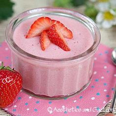1/2 syn strawberry mousse |